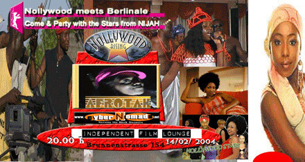 2004 nollywood meets berlinale poster